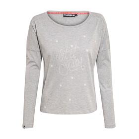 Maloja PaderaM. - T-shirt manches longues Femme - gris